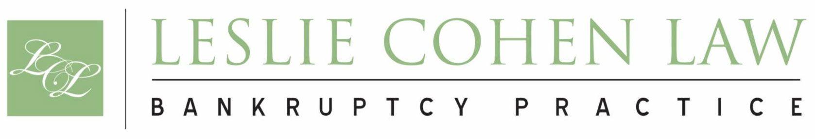 Leslie Cohen Bankruptcy Practice